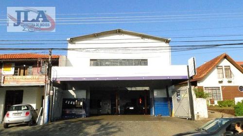 Imagem 1 de 14 de Barracão À Venda, 300 M² Por R$ 850.000,00 - Barreirinha - Curitiba/pr - Ba0012