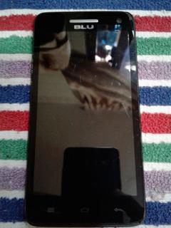 Blu D535u 5.0 Placa Dañada, Bateria Sin Vida.