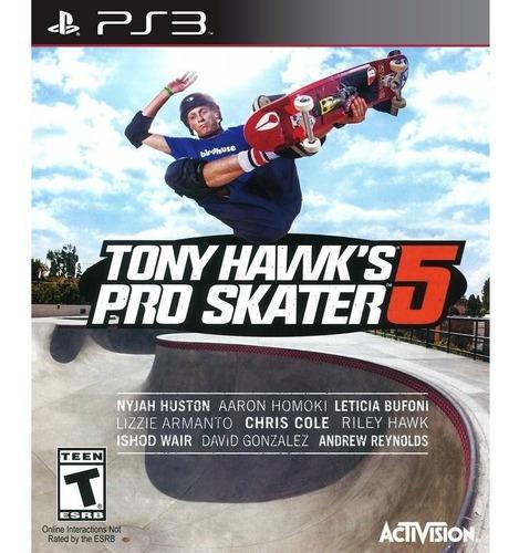 Tony Hawks Pro Skater 5  Ps3