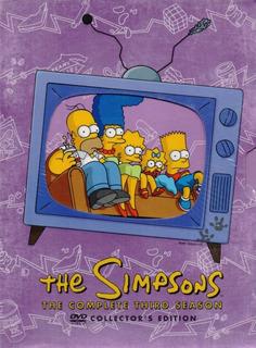 Dvd Los Simpson Temp. 3 Latino