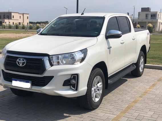 Toyota Hilux Srv 4x4 Automatica