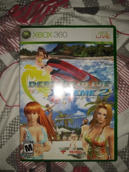 Dead Pra Alive Xtreme 2 Xbox 360