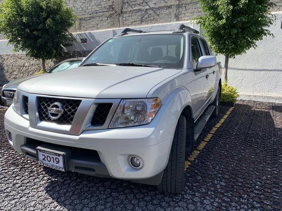 Nissan Frontier 4 Puertas