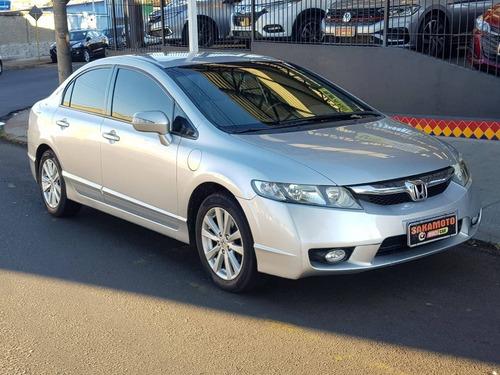 Imagem 1 de 15 de Honda Civic 1.8 Lxl 16v Flex 4p Automático