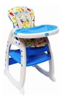 Silla/mesa Comedor De Bebe Niños, Escritorio 2en 1,segura