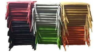 Almohadon Ecocuero P/sillas, Cubresillas Pack X 4 Unidades!!