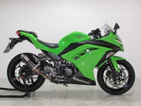 Kawasaki Ninja 300 2015 Verde