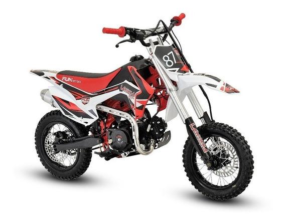 Moto Infantil Funmotors Laminha 90cc