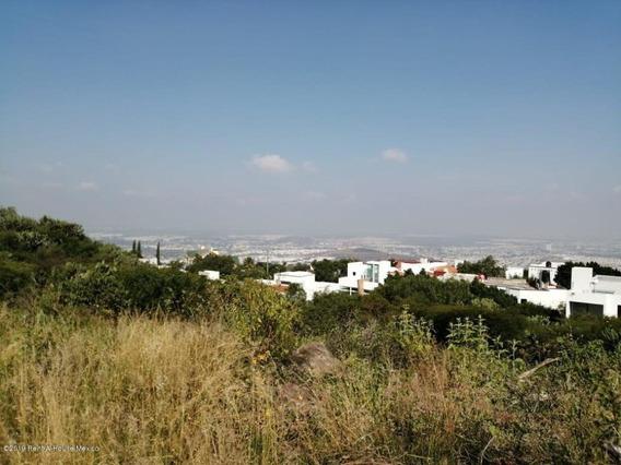 Terreno En Venta En Vista Real, Corregidora, Rah-mx-19-2054