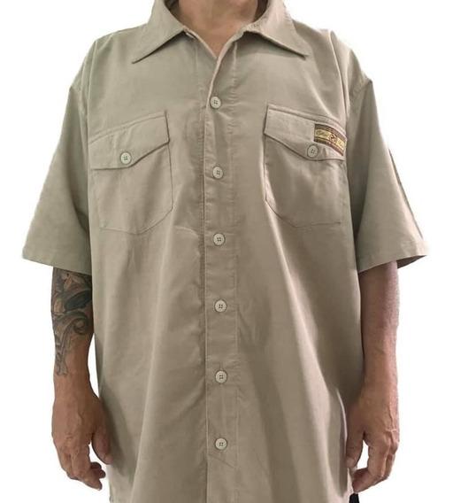 Camisa Rap Power Sarja Canelada Veludo