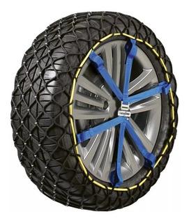 Cadena Para Nieve Tela Red Easy Grip Evo 10 Michelin Evo10