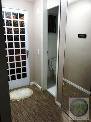 Casa Em Condomínio Para Venda Em Votorantim, Vossoroca, 3 Dormitórios, 1 Suíte, 3 Banheiros, 1 Vaga - 071018