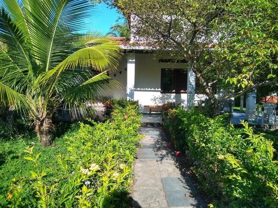 Casa Em Condominio - Jaguaribe - Ref: 4652 - V-4652