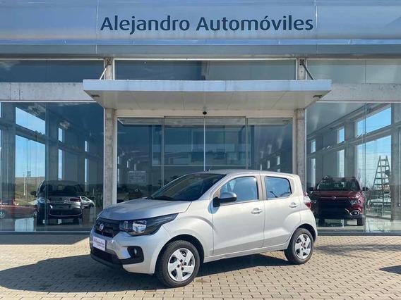 Fiat Mobi 2019 1.0 Easy Unico Dueño Igual A 0km