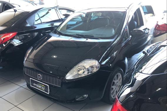 Fiat Punto 2009 1.4 Elx 8v Flex 4p Manual