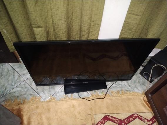 Tv Led 42 Buster Modelo Hbtv 42l07fd , Com Tela Quebrada