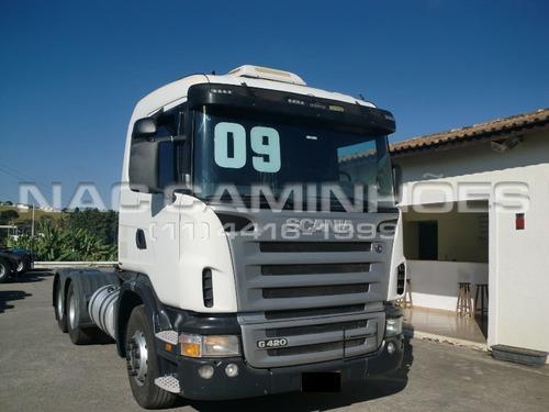 Imagem 1 de 15 de Scania G-420 6x2 2009