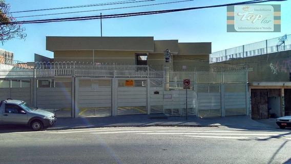 Casa Com 1 Dormitório Para Alugar, 38 M² Por R$ 750,00/mês - Parque Nações Unidas - São Paulo/sp - Ca0403