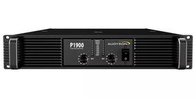 Amplificador De Audio Audyson Poder P1900 +