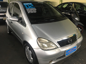 Mercedes Benz Classe A 1.9 Elegance 5p Manual