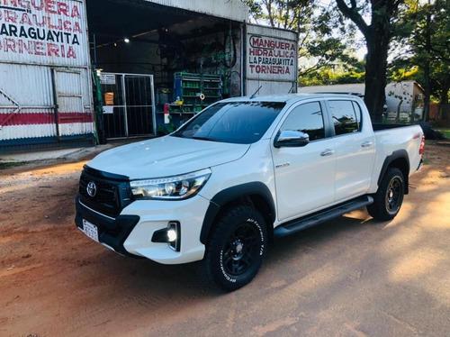 Imagen 1 de 5 de Toyota Hilux 4x4 Mec
