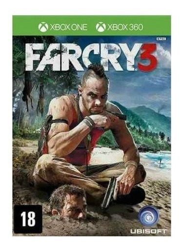 Game - Far Cry 3 - Xbox One E Xbox 360
