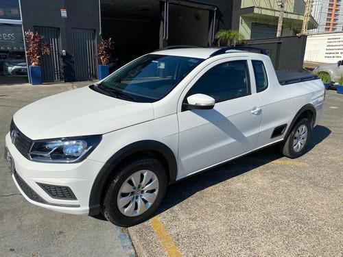 Volkswagen Saveiro 1.6 G7 Cabine Estendida Trendline Flex