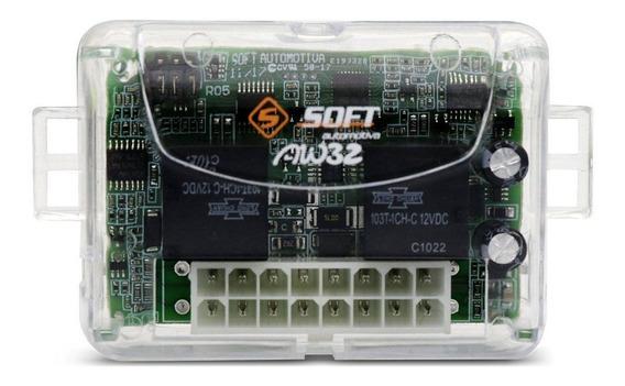 Modulo Central Subida Vidro Eletrico Soft Universal Aw 32