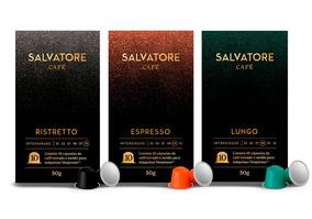Kit 30 Cápsulas Salvatore Compatíveis Nespresso