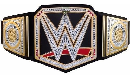 Cinturão Wwe World Heavyweight Original Pronta Entrega