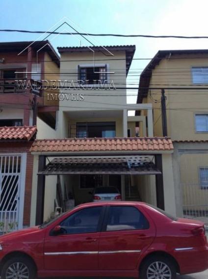 Sobrado - Parque Monte Alegre - Ref: 3148 - V-3148