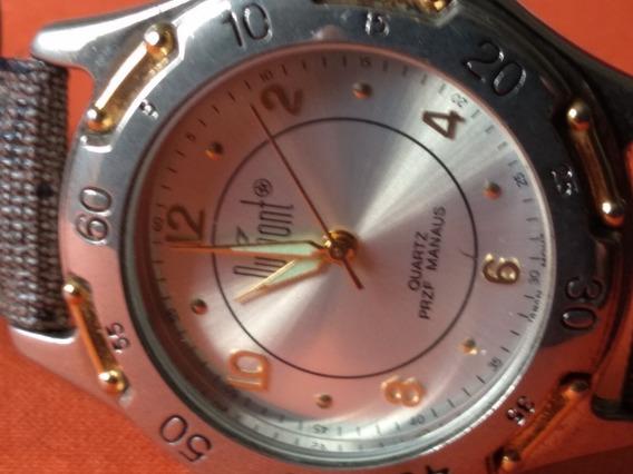 Relógio Dumont Quartz Original