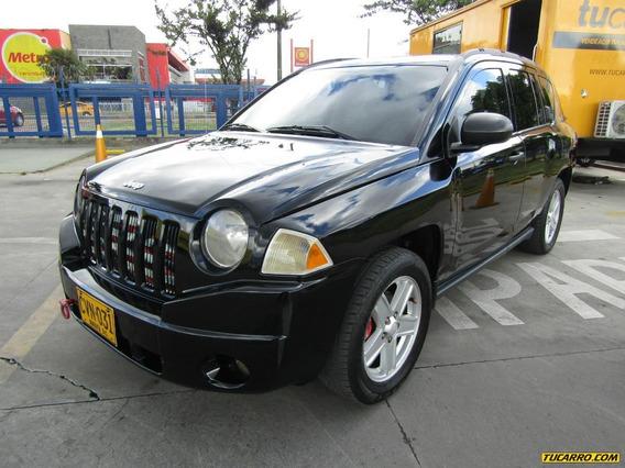 Jeep Compass Tp 2400 Cc