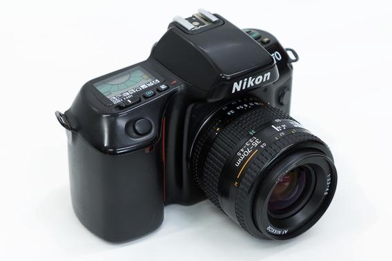 Nikon F70/n70 Made In Japan