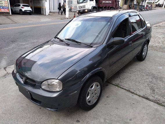 Gm Corsa Sedan Classic Life 1.0 Flex
