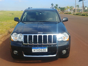 Jeep Grand Cherokee 4.7 Limited 5p 2008
