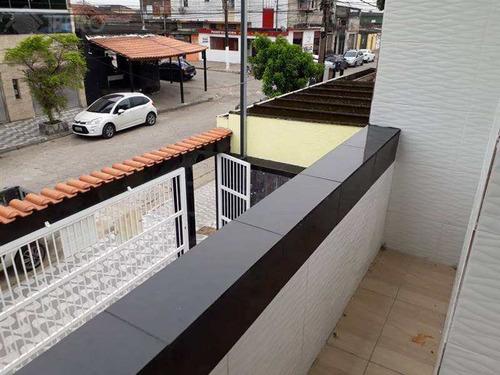 Casa Com 2 Dorms, Vila Nossa Senhora De Fátima, São Vicente - R$ 180 Mil, Cod: 1351 - V1351