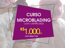 Curso De Microblanding Fio A Fio