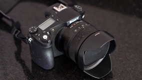 Sony Rx 10 Mk Ii (filma Em 4k) - Lente 24-200mm F/2.8