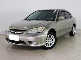 Honda Civic Lxl 1.7 Dourado 16v