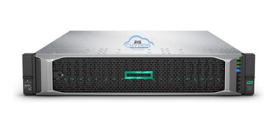 Servidor Dl380 G10 Dual Xeon Gold 6128 Ram 64gb Ddr4 512 Ssd