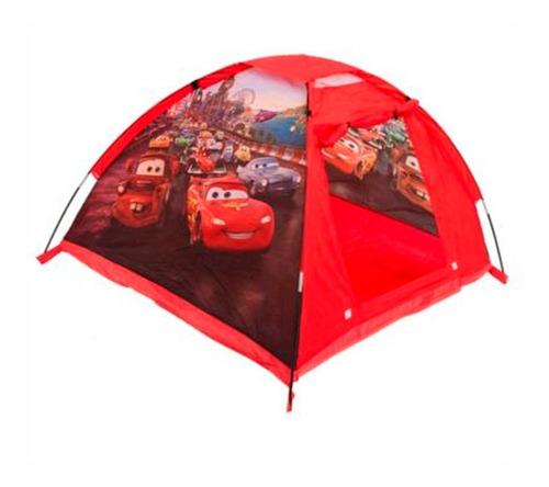 Carpa Niña Camping Infantil Cars