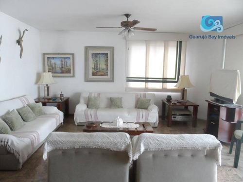 Imagem 1 de 26 de Apartamento À Venda - Praia Das Astúrias - Guarujá. - Ap4481