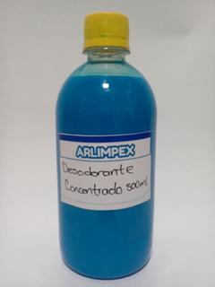 Desodorante Concentrado Productos De Limpieza Sueltos 500 Ml