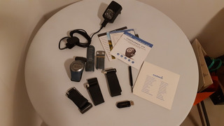 Relógio Garmin Forerunner 410 Gps Completo