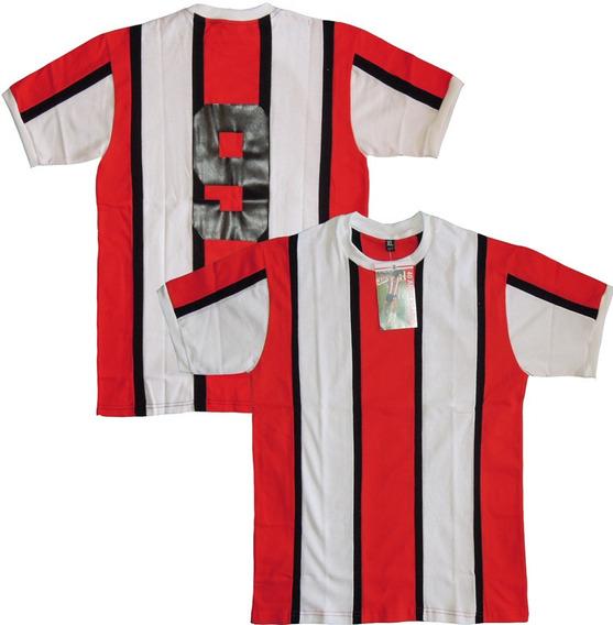 Camiseta Retro River Plate 1983/86 #9 Francescoli Nro Cosido