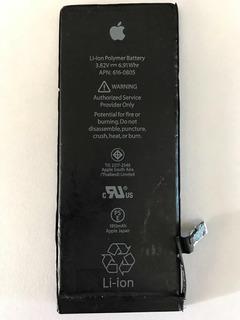 Bateria Original iPhone 6 Li-ion 3,82v 1810mah