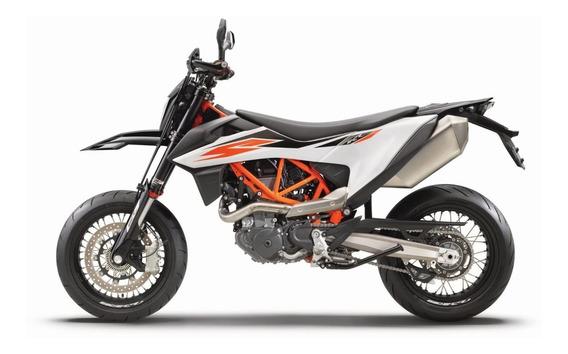 Ktm 690 Smc R 2019 Supermotard 0km - Palermo Bikes