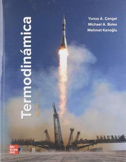 Libro Termodinamica Cengel Boles 9 Edicion Ingenieria Yunus