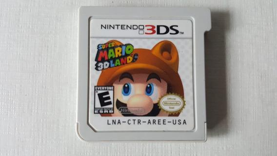 Super Mario 3d Land - 3ds - Original - Sem Capa